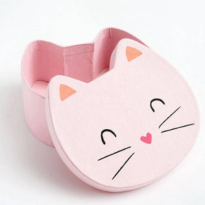 Cat Face Gift Box