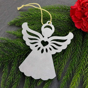 Angel Metal Ornament