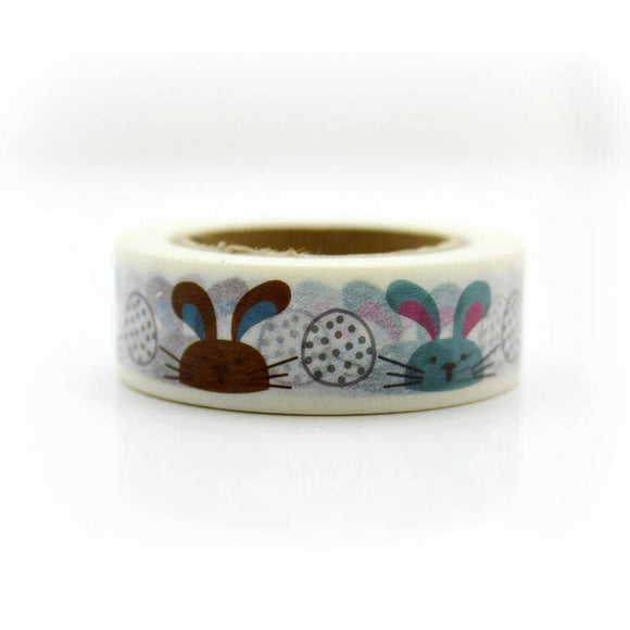 Easter Bunny Washi Tape