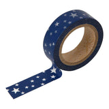 Blue Stars Washi Tape