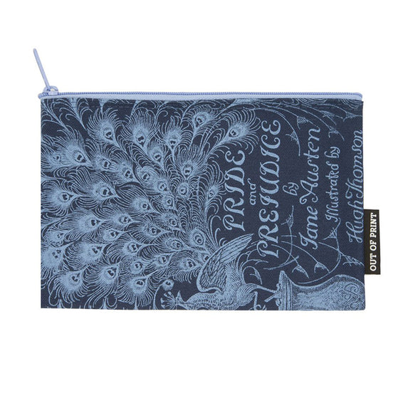 Pride and Prejudice Pouch