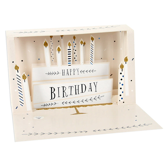 Cake Delighted Shadowbox Card