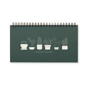 Succulent Weekly Planner