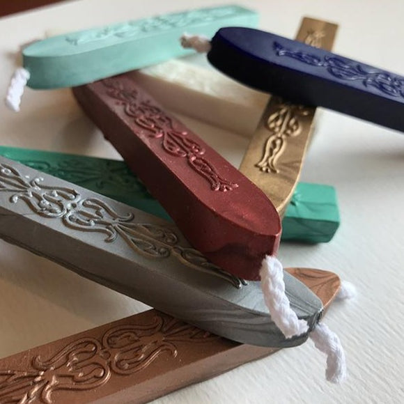 Flexible Sealing Wax