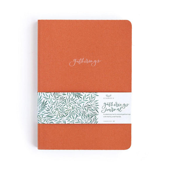 Gatherings Guided Journal