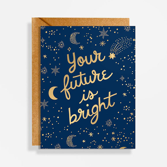 Future is Bright Card