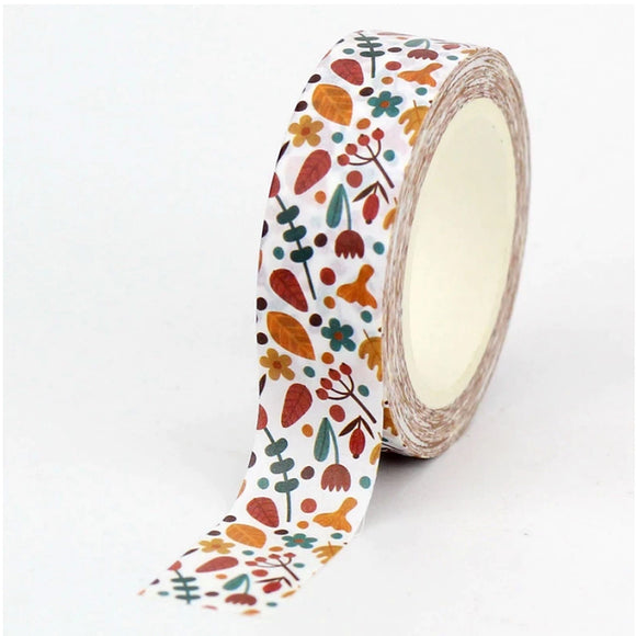 Autumn Leaves Washi Tape