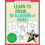 Learn To Draw... 3D Illusions