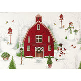 Country Winter (Set of 20)