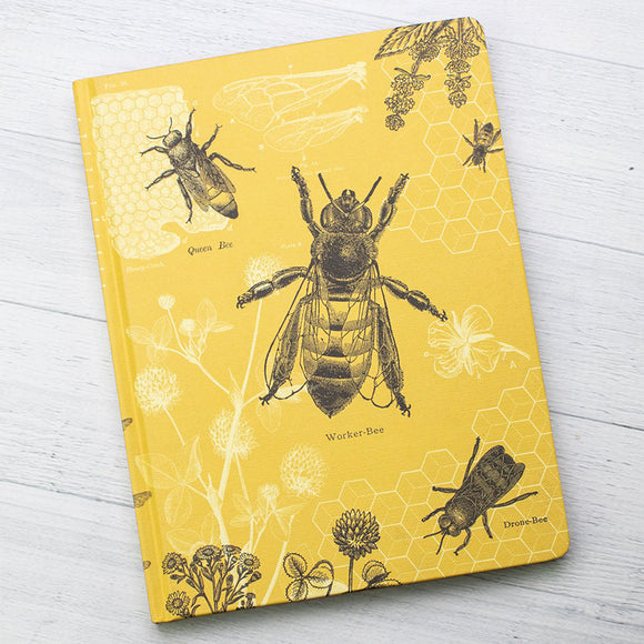 Dot Grid Journal - Bees