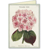 Fleur Thank You Note Card (set of 10)