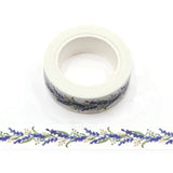 Lavender Wreath Washi Tape