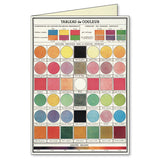 Colour Assorted Note Cards (Set of 8)