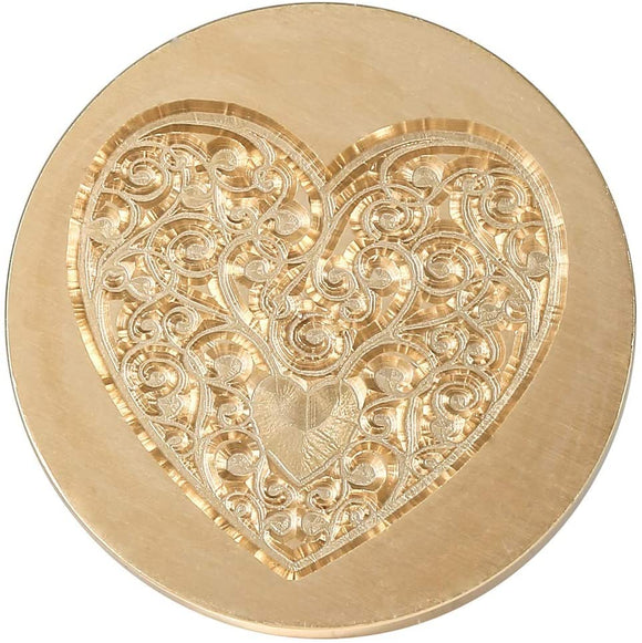 Wax Seal Stamp - Heart