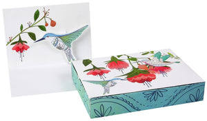 Hummingbirds (Set of 8 cards)