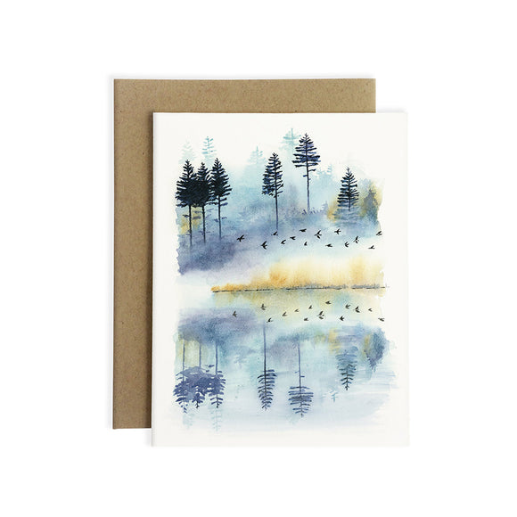 Morning Mist Card (Box of 8)
