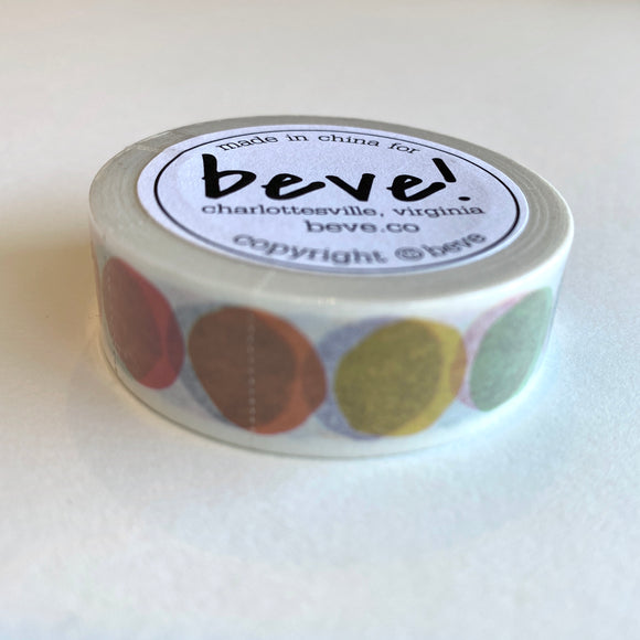 Large Dot Washi Tape