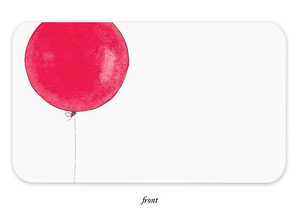 Balloon Little Notes