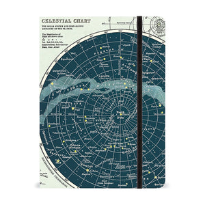 Celestial Large Notebook