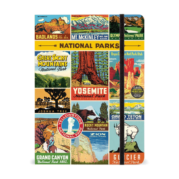 National Parks Large Notebook