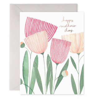 Blooms for Mom card
