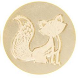 Wax Seal Stamp - Fox