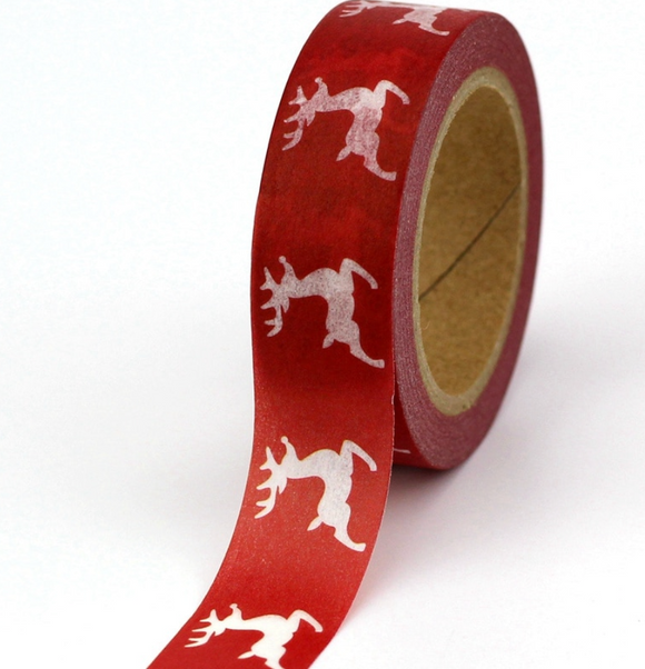 Red Deer Washi