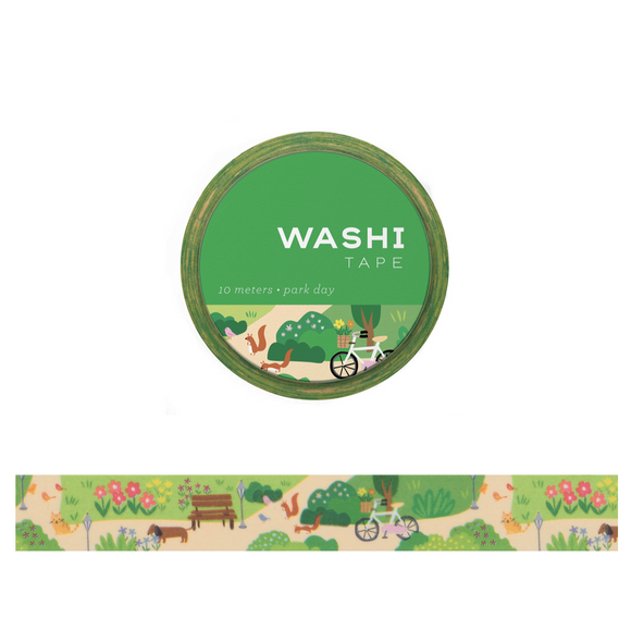 Park Day Washi Tape