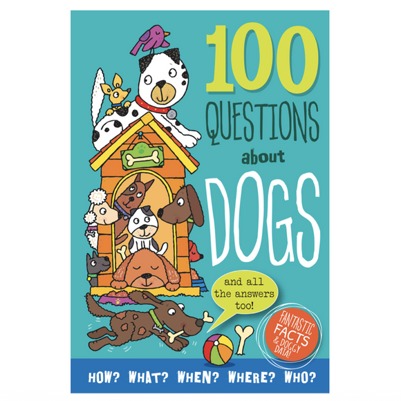 Copy of 100 Questions about Dogs
