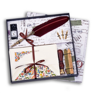 Classica Writing Set with Italian Stationery