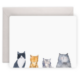 Cat's Meow Flat Notes (set of 8)