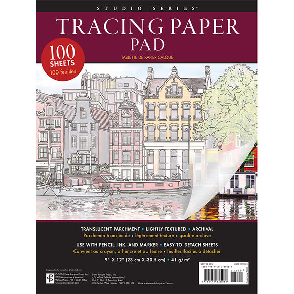 Tracing Paper Pad (9