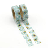 Peacock Washi Tape