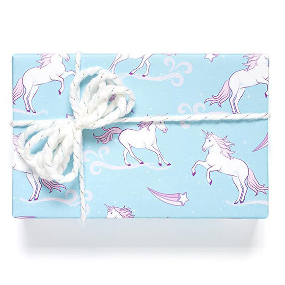 Unicorn Wrapping Paper Roll