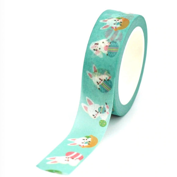 Easter Bunny Eggs Washi Tape