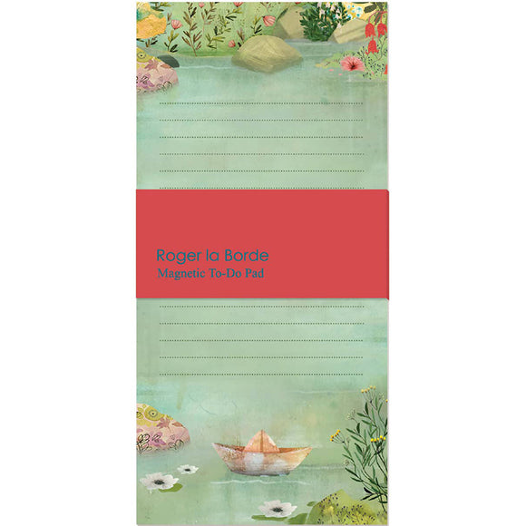 Dreamland Magnet Notepad