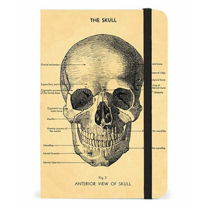 Skull Small Notebook