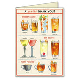 Cheers Thank You Note Cards (Set of 8)