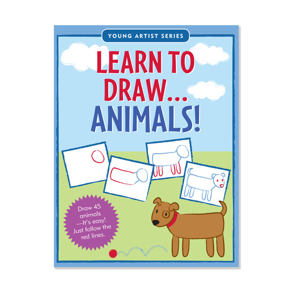 Learn To Draw... Animals