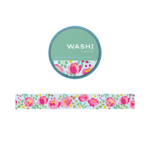 Flower Arrangement Washi Tape