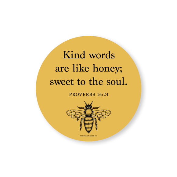 Honey to the Soul Sticker