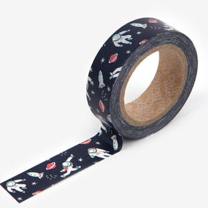World of Space Washi Tape