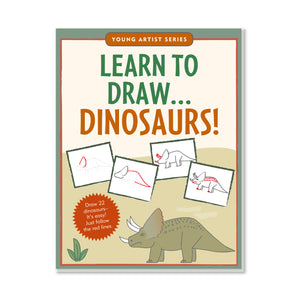 Learn To Draw... Dinosaurs
