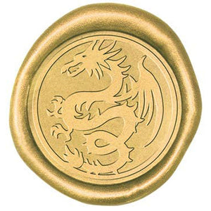 Wax Seal Stamp - Dragon