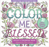 Color Me Blessed Coloring Book