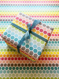 Happy Hex Gift Wrap