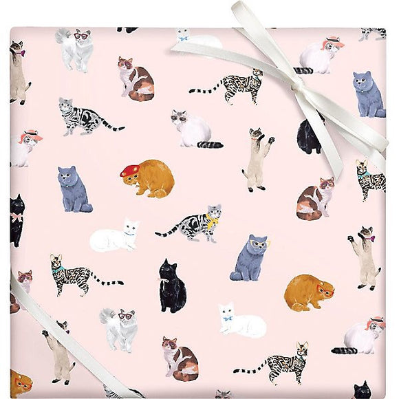 Sophisticats Gift Wrap