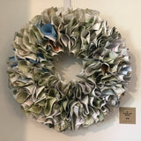 Choose-Your-Own Book Wreath
