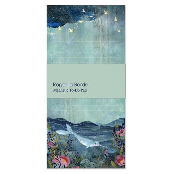 Sea Dreams Magnet Notepad