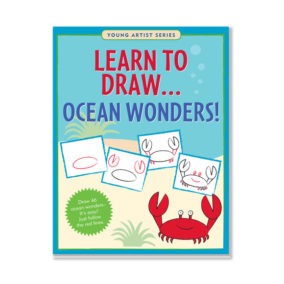Learn To Draw... Ocean Wonders